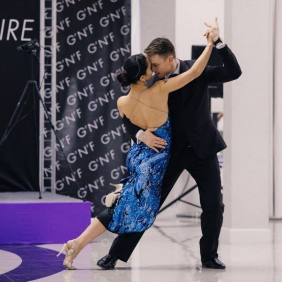 частные уроки танго