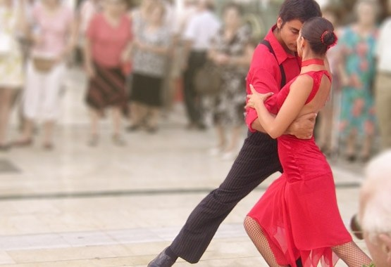 экспресс курс танго