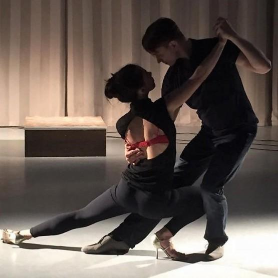 Уроки аргентинского танго для начинающих