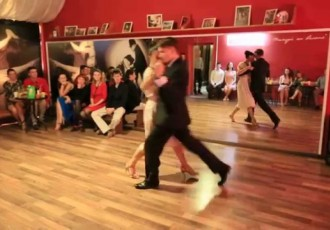 """Embedded thumbnail for Танцевальная мастерская """"Мансарда"""", г. Тверь"""