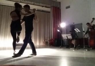 Embedded thumbnail for Репетиция танго-спектакля
